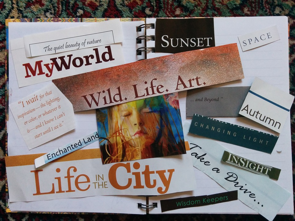 Vision Boarding Workshop : In-person (Jan 11th)