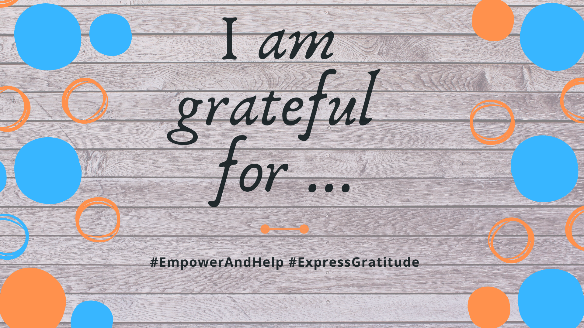How Gratitude Helped Me ?