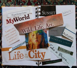 How to make a Vision Board for children?