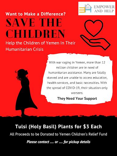Save the Children: A Community Fundraiser