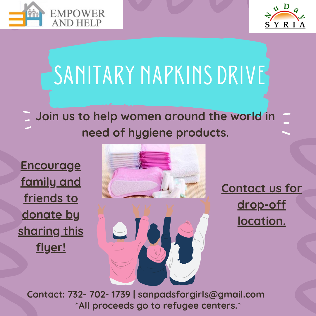 The Inspiring Sanitary Napkins Project